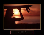 Vision - Female Surfer