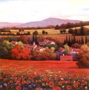 Poppy Pastures II