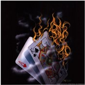 Burning Blackjack