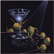 Even Dirtier Martini
