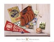 Red Sox Memories