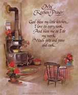My Kitchen Prayer