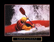 Commitment - Kayak