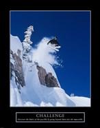 Challenge - Skier