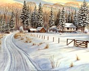 Winter Scene IV