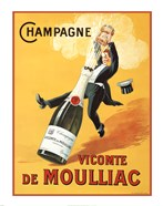 Champagne Vicomte De Moulliac