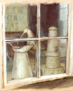 Window With Pitcher