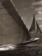 Sepia Sails I