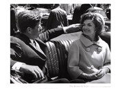 Jfk And Jacqueline, 1961