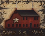 Always GiveThanks