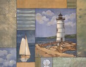 Lighthouse Collage II
