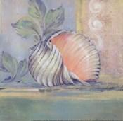 Tranquil Seashells II - Mini