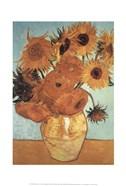Sunflower on Blue, c.1888