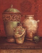 Tuscan Urns I - Mini