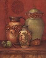 Tuscan Urns II - Mini