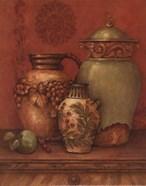Tuscan Urns II - Petite