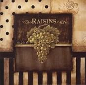 Raisins - Square Mini