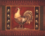 Mediterranean Rooster IV