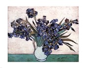 Irises in Vase, c.1890