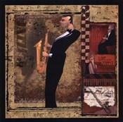 Jazz Sax - Mini