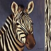 Exotic Zebra - Mini