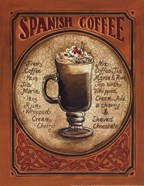 Spanish Coffee - Mini