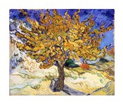 The Mulberry Tree in Autumn, c.1889