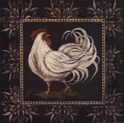 Black & White Rooster II