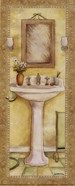 Pedestal and Toothbrush