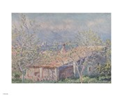 Gardener&#39;s House at Antibes, 1888