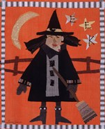 Witch w/ Broom