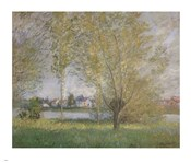Willows of Vetheuil