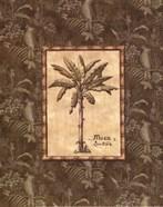 Vintage Palm IV - mini