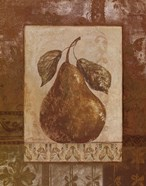 Rustic Pears II - mini