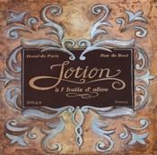 Lotion de Paris - special