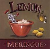 Lemon Meringue - Mini