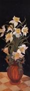 Daffodils at Dark