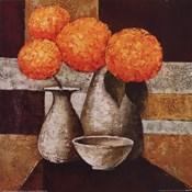 Hydrangeas with Vase III