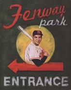 Fenway Park Entrance