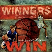 Winners - Basketball