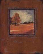 Copper Landscape I
