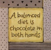 A Balanced Diet