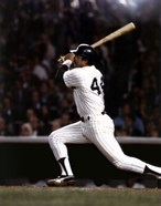 Reggie Jackson New York Yankees WS HR #122