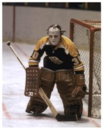 Gerry Cheevers Boston Bruins #165