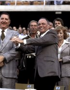 Frank Sinatra Throws out First Ball #242