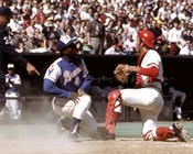 Hank Aaron / Johnny Bench #238