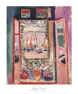 The Open Window, Collioure, 1905