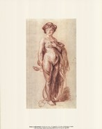 A Nude Woman with a Snake, c. 1637
