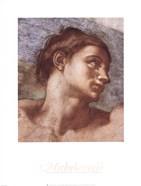 Sistine Chapel Adam