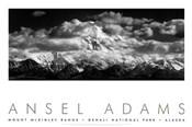 Mt. McKinley Range (embossed)